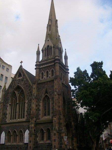 St. George's Anglican Church Cape Town South Africa