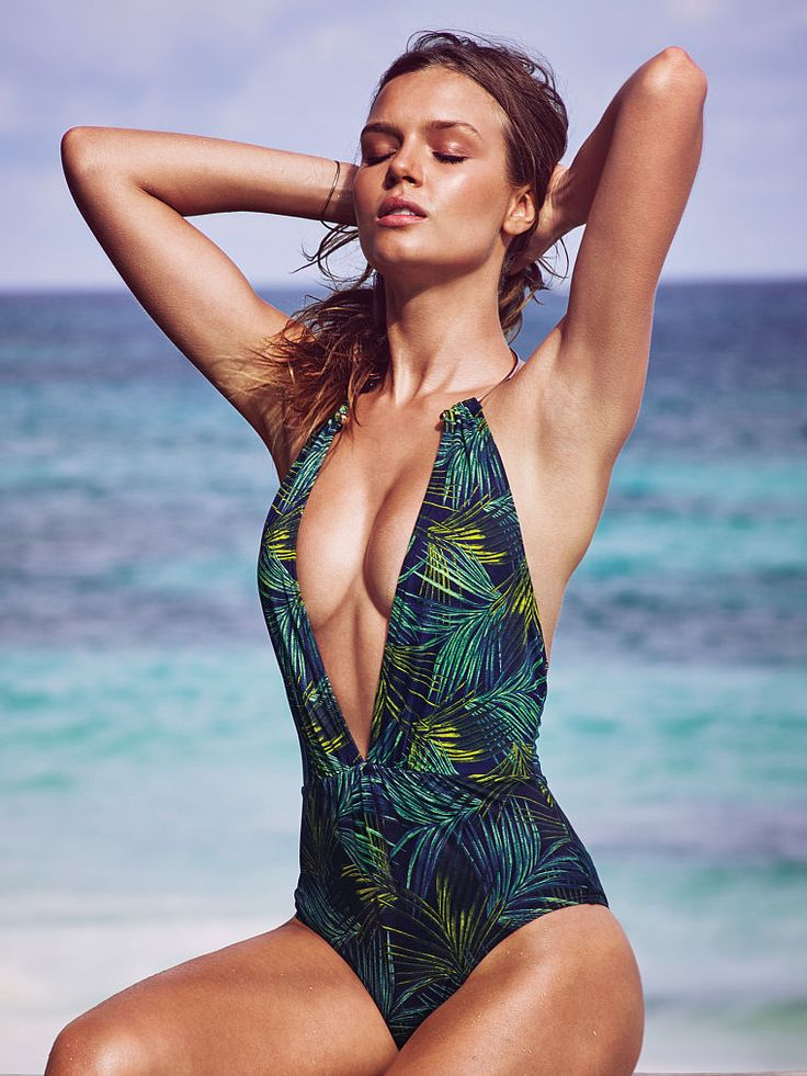 $94.50 Necklace Plunge One-piece - Very Sexy