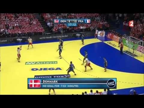 France-Danemark finale handball euro 2014