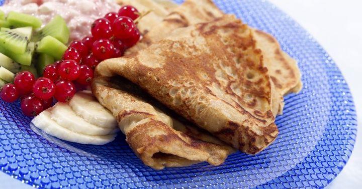 Grove pannekaker