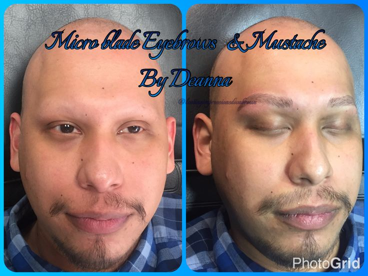 Pin by L.I. Permanent Makeup on Microblade eyebrows | Permanent makeup eyebrows, Alopecia ...
