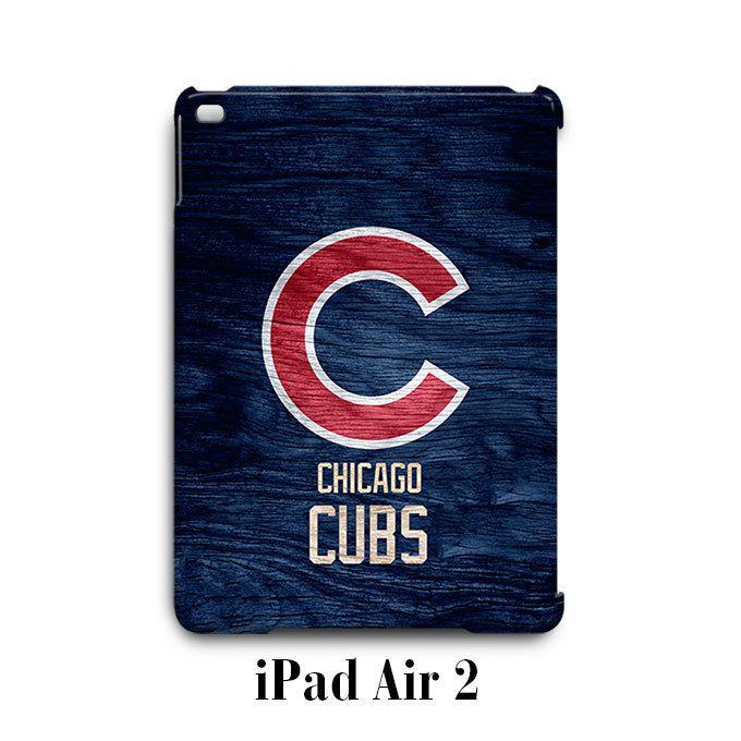 Chicago Cubs Custom iPad Air 2 Case Cover Wrap Around