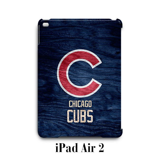 Chicago Cubs Custom iPad Air 2 Case Cover Wrap Around