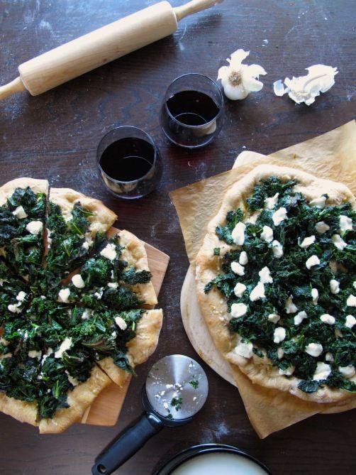25+ bästa Kale pizza idéerna på Pinterest | Grönkål och Betor