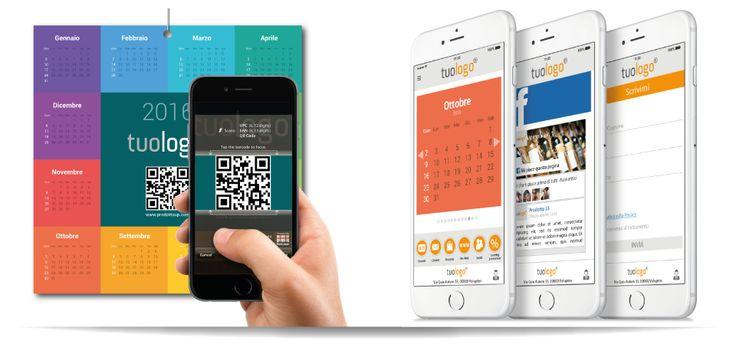 #CalendarioUp, l'innovativo #GadgetInterattivo proposto da #Reactive in partnership con #Webbing.