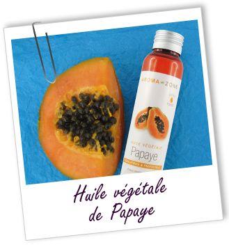 Huile végétale Papaye Aroma-Zone