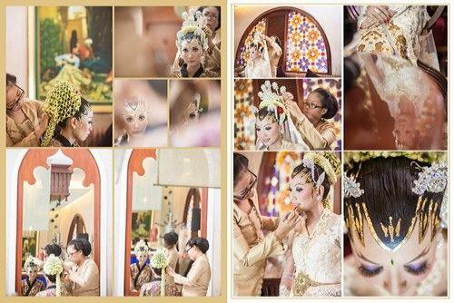 Make up by Sanggar Liza