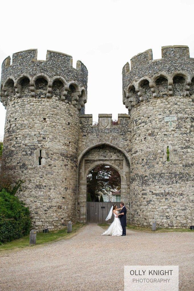 Steve u0026 Vickyu0027s Wedding at Cooling Castle