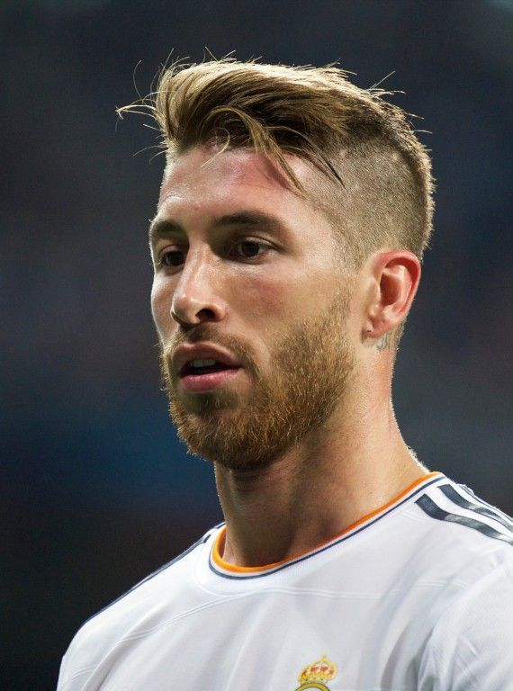 Sergio Ramos hairstyles 41 menu0027s undercut hairstyles to hhjdned