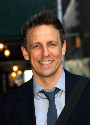Seth Meyers will be hosting Late Night!