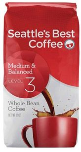 12oz Seattle's Best Ground Coffee for $3.79 at Kroger!