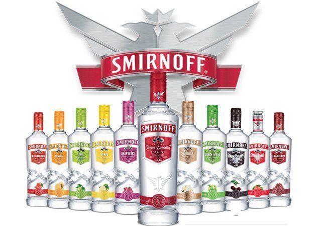 Smirnoff Flavored Vodka