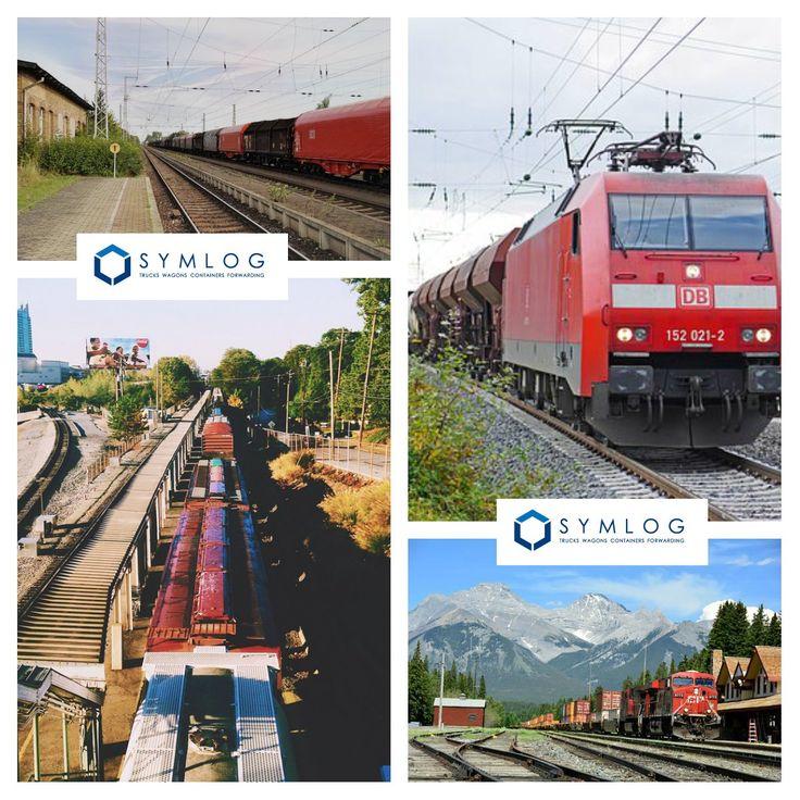 System intermodalnych przesyłek ekspresowych pociągami towarowymi relacji Chiny – Polska – Chiny. Zobacz ▶️ http://symlog.eu/