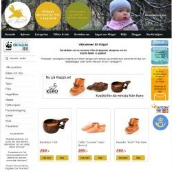 In klappi.se are a variety of baby items & accessories at the right price.  Organic baby products are of high standard and delivering both in quality...