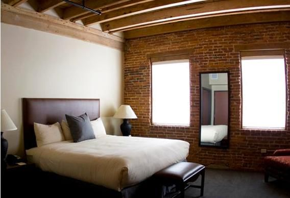 Cheap and Chic in the City? Yes, You Can. 10 Urban Hotels Under $150 | Cork Factory Hotel, Lancaster, Pa.