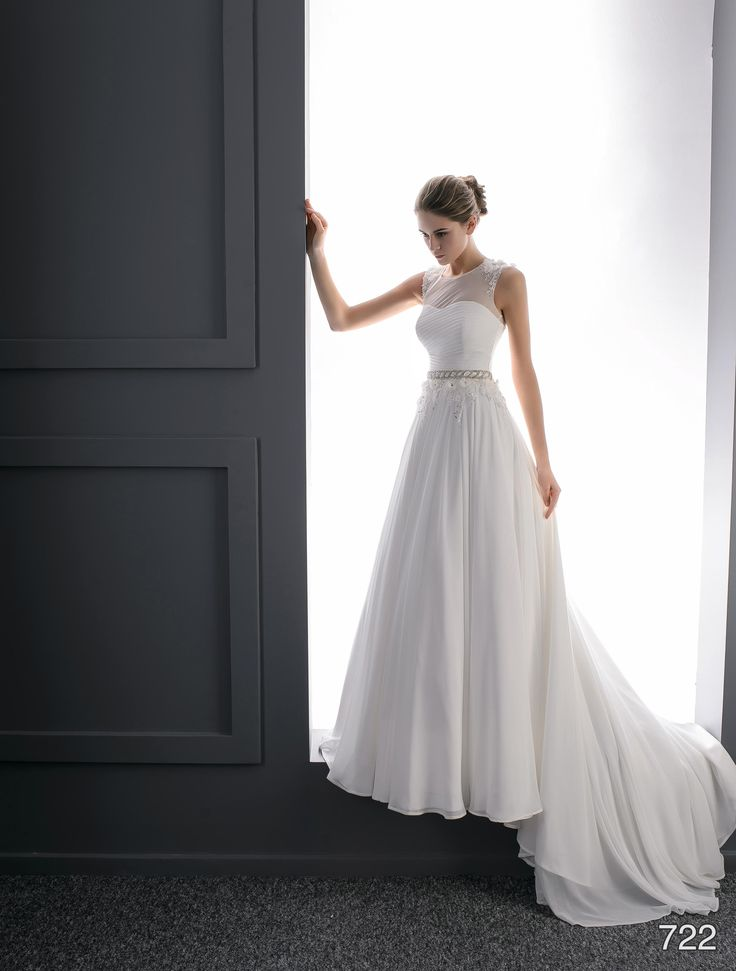 Dress 722 | ElodyWedding.com