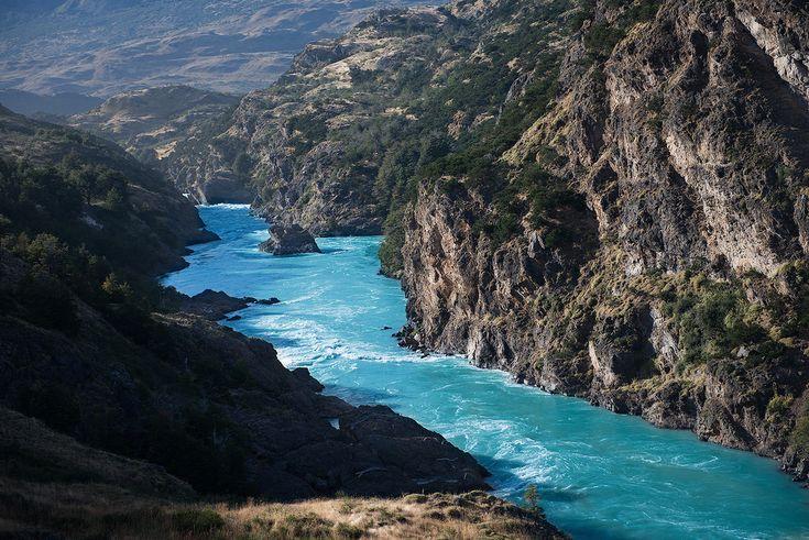 rio baker, patagonia, chile