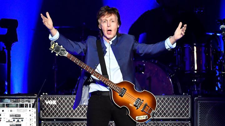 Image result for paul mccartney one on one tour 2016 images