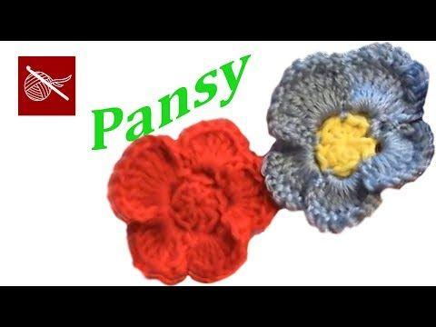 97 besten fiori Bilder auf Pinterest | Blumen häkeln, Stricken ...