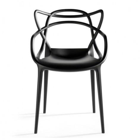 Masters eetkamerstoel - Kartell - Philippe Starck. Bij Flinders vind je prachtige Design Meubels, Moderne Verlichting en de leukste Woonaccessoires.