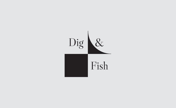 "Check out my @Behance project: ""Dig & Fish"" https://www.behance.net/gallery/34781015/Dig-Fish"