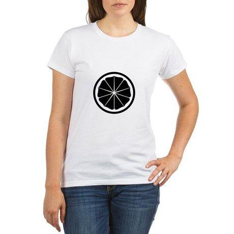 Seishinkai Karate Kamon in black T-Shirt on CafePress.com