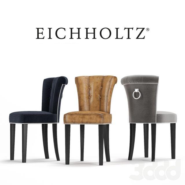 3d модели: Стулья - Eichholtz Key Largo