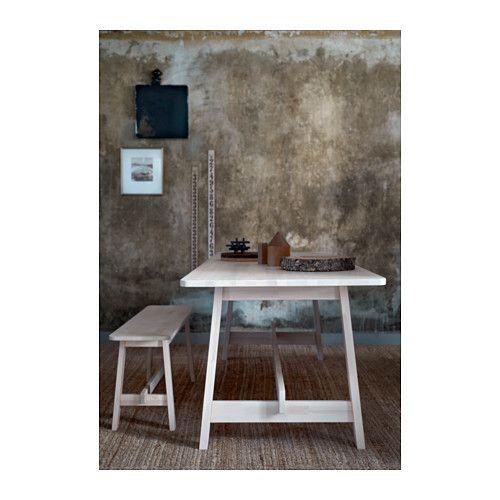 norr ker tisch wei birke ikea und tisch. Black Bedroom Furniture Sets. Home Design Ideas