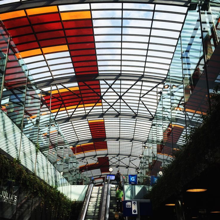 Central Bus station Amsterdam
