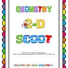 FREEBIE!  This geometry scoot features types of lines, angles and names of shapes. It also includes the classification of triangles by sides and by angles. There is also a recording sheet and an answer key. I hope your kids enjoy this fun activity that gets everyone involved and moving!