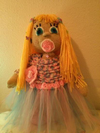 Personajes a crochet
