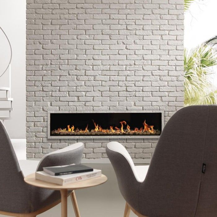 Wall Panel Stone Look Wall Cladding Fireplace