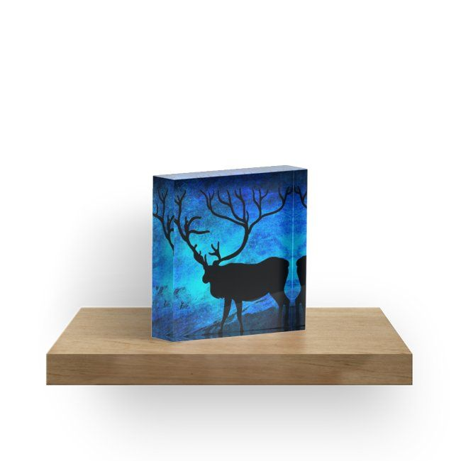 The Deer at Night… – GRUNGE background to enhance the mood of the artwork. I hope you like it! =) / Find out more / You may want to check out the Vinyl Records TShirts Collection / TAGS: grunge animal, cool grunge, blue grunge, deer, dear grunge, deer, cool, night, deer at night, night grunge, conceptual, simplicity, vector, graphic design, animals, cool vector animal, silhouette, animal silhouette, / Connect with Denis AKA Ditch the Kitsch on Twit...