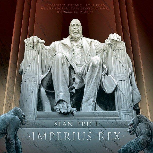 See Sean Price's Posthumous 'Imperious Rex' Album Cover, Tracklist: #seanprice