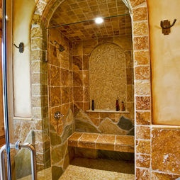 Fancy Tile Shower Design Pictures Remodel Decor And Ideas Page 12