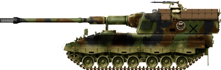 PanzerHaubitze 2000 - Tanks Encyclopedia