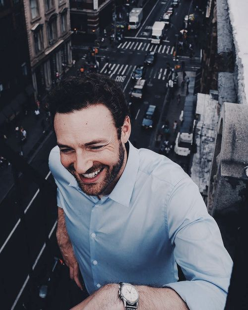 Ross Marquand photographed by Kat Irlin in New York City