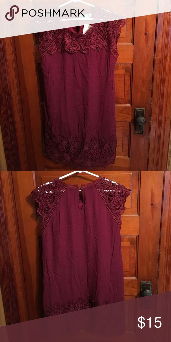 Filly Flair Maroon Dress Filly Flair Maroon Dress. Filly Flair Dresses Midi