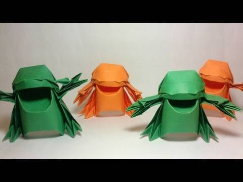 17 best images about bonecos famosos origami on pinterest
