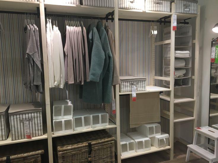 Ivar Wardrobe Wohnung Renovierung Ikea Kleiderschrank