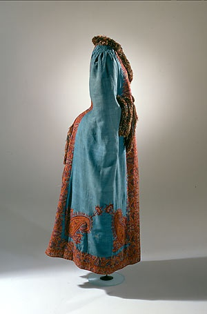1880-1890s Charles Frederick Worth coat via The National Museum of Denmark.