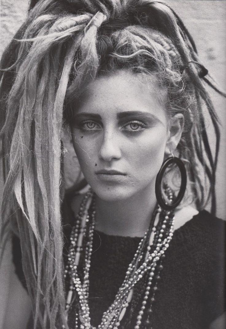 Derek Ridgers London Youth 78-87, Letty, Chelsea, 1984