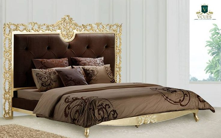Vcues Trame #KingBed Availabe!! To Know More, Visit: http://www.vcues.com