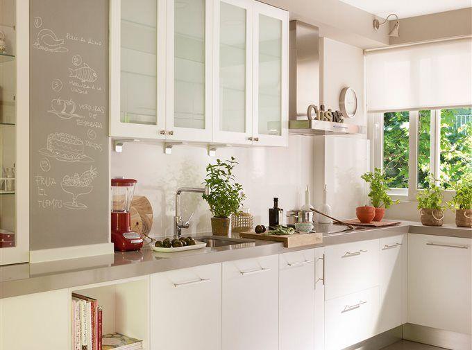 Las 25 mejores ideas sobre mesas redondas blancas en - Reformas de cocinas baratas ...