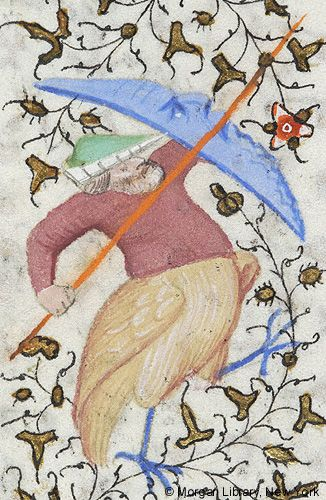 Book of Hours, MS M.1004 fol. 149v - Images from Medieval and Renaissance Manuscripts - The Morgan Library & Museum