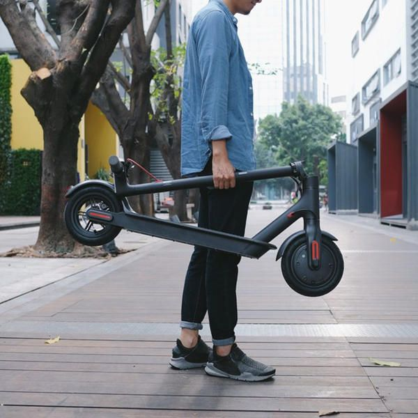 Xiaomi M365 IP54 12.5kg Ultralight 30km Long Life Folding Electric Scooter Intelligent BMS Double Brake System 25 km/h Max. Load 100kg Two Wheels Electric Scooter Sale - Banggood Mobile