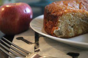 The Almond Flower: Apple Cake (Gluten, Grain, Sugar & Dairy Free)