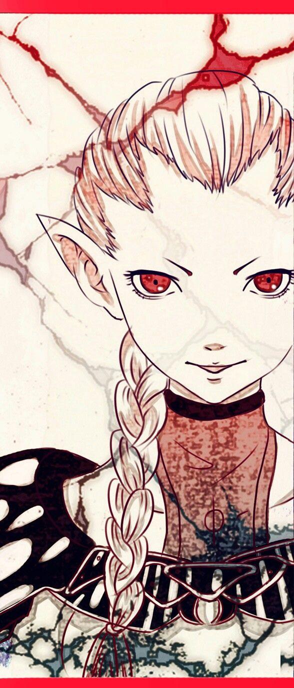 Оружие богини Anime, Manga anime, Claymore