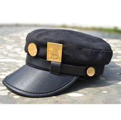「オラオラオラオラオラオラオラオラ」Jotaro Kujou's hat from JoJo's Bizarre Adventure