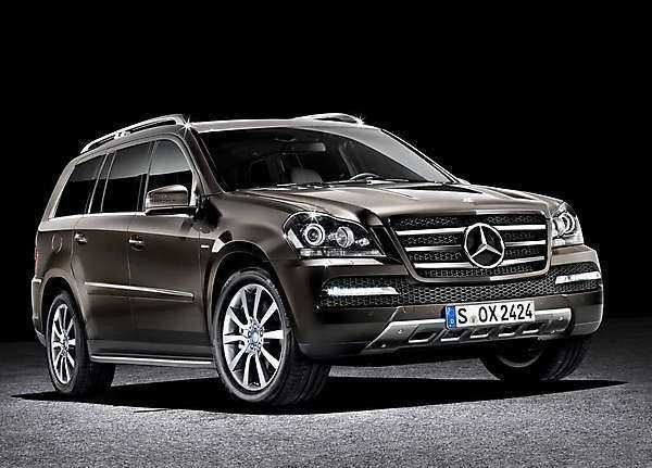 2018-2019 Mercedes-Benz GL-Class Grand Edition — the new SUV from 2018-2019 Mercedes